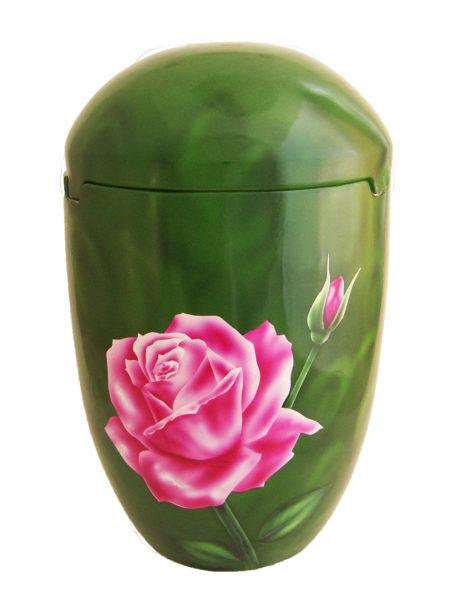 de SGR7023 Seeurne Rose rosa Bio Urne kaufen