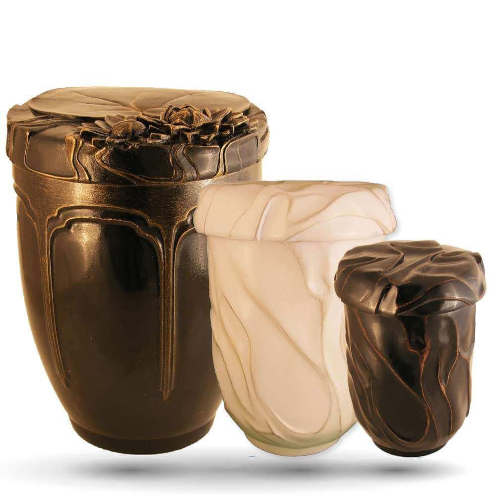 Glass Urns & Ceramic Urns