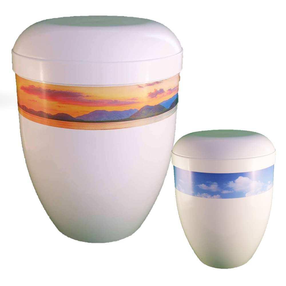 Photo and Panoramic Urns