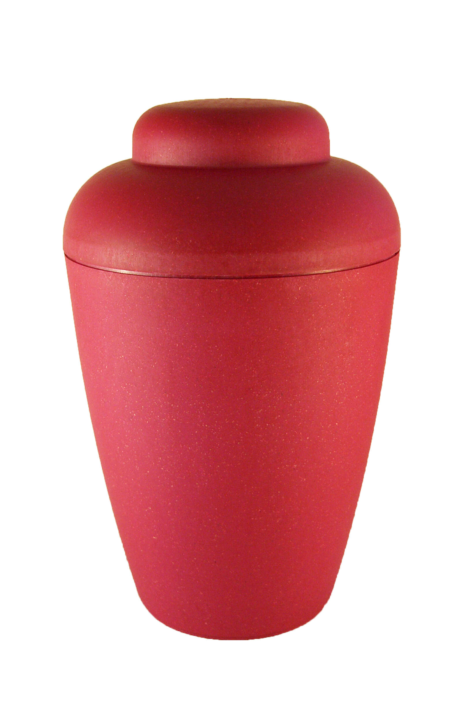 en BVR1404 biodigradable urn vale red funeral urns on sale elegant shape
