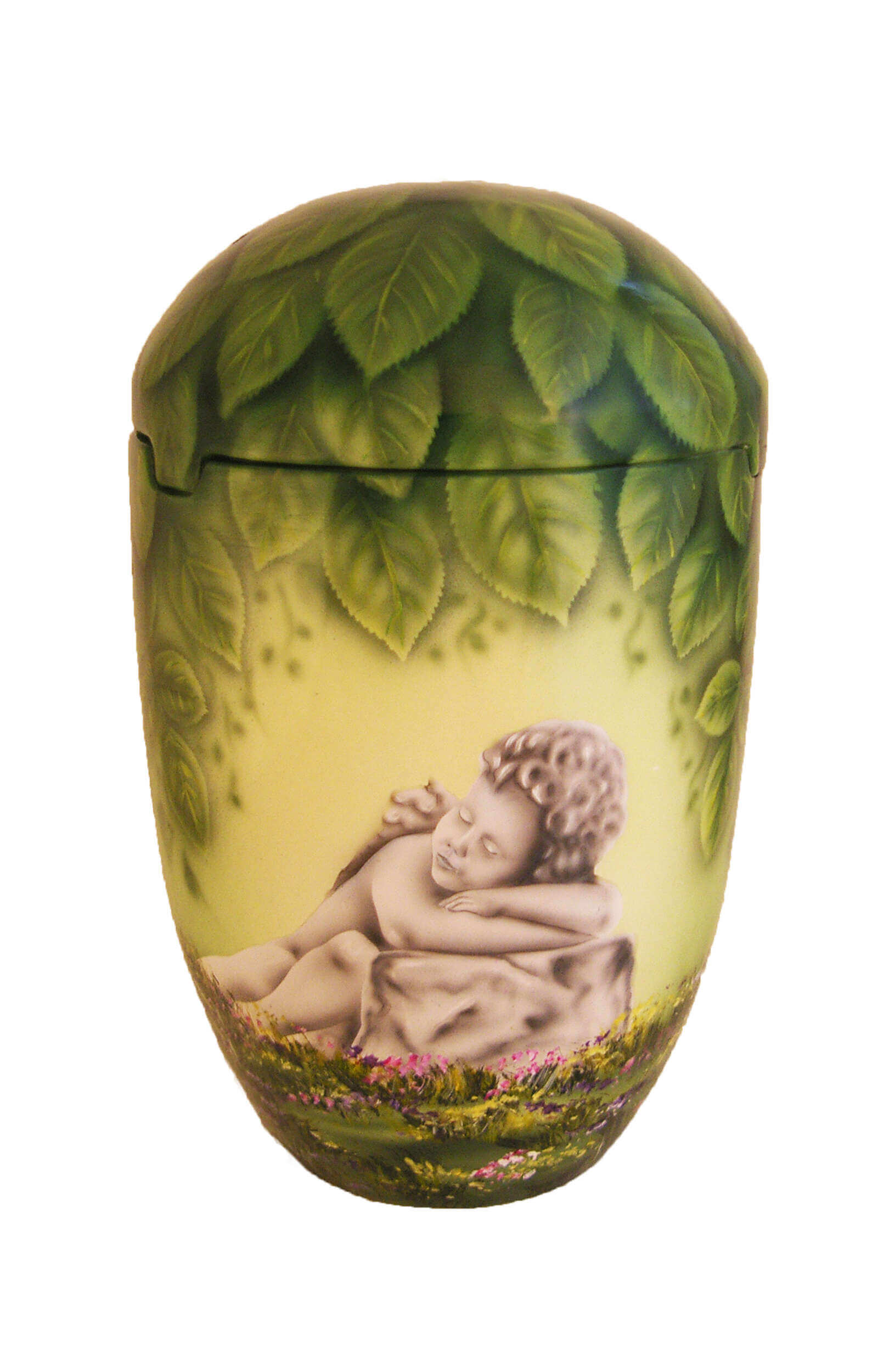 en SGE7031 angel sea urn love funeral urns for human ashes on sale