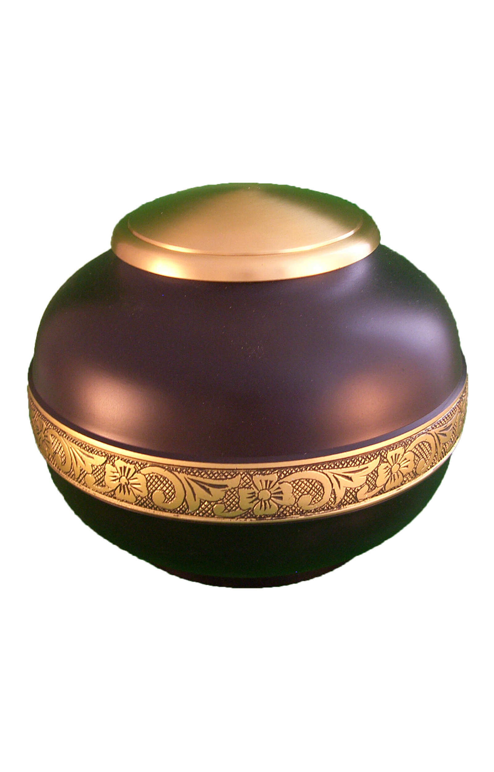 en TIB930 raisin purple and gold pet urn jpg